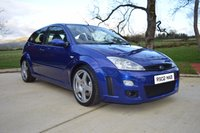 2003 FORD FOCUS 2.0 RS 3d 215 BHP £14995.00