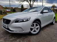 USED 2013 13 VOLVO V40 1.6 D2 ES 5d SERVICE HISTORY