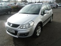 USED 2010 10 SUZUKI SX4 1.6 SZ4 5d 118 BHP FREE 6 MONTHS RAC WARRANTY AND FREE 12 MONTHS RAC BREAKDOWN COVER