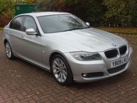 2009 BMW 3 SERIES 2.0 320I SE BUSINESS EDITION 4d 168 BHP £6995.00
