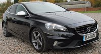 USED 2014 14 VOLVO V40 1.6 D2 R-DESIGN LUX 5d 113 BHP