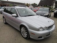 2009 JAGUAR X-TYPE 2.2 S 5d 6 SPEED £4995.00