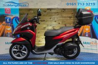 2015 YAMAHA TRICITY  MW125 TRICITY - Low miles - 1 Owner £2594.00