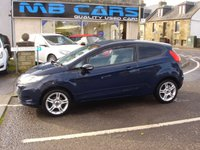 USED 2009 09 FORD FIESTA 1.4 STYLE TDCI 3d 68 BHP FULL SERVICE HISTORY,ONLY £20 A YEAR ROAD TAX