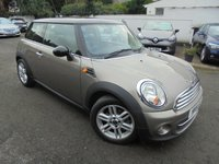 2011 MINI HATCH COOPER 1.6 COOPER D 3d 112 BHP £5895.00