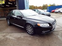 USED 2013 62 VOLVO S80 1.6 D2 SE 4d AUTO 113 BHP FULL SERVICE HISTORY
