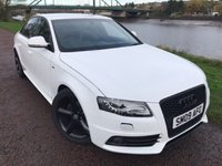 USED 2009 09 AUDI A4 2.0 TDI S LINE 4d 141 BHP **UPGRADED ALLOYS**