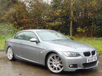 USED 2009 09 BMW 3 SERIES 2.0 320I M SPORT 2d 168 BHP FULL LEATHER WITH ELECTRIC SEATS