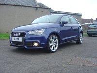 2013 AUDI A1 1.6 SPORTBACK TDI SPORT 5d 103 BHP £9750.00