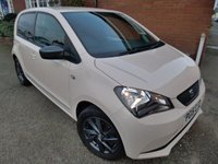 2015 SEAT MII 1.0 MII BY MANGO 5d 74 BHP Sat Nav & Bluetooth Included £6665.00