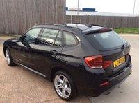 USED 2014 14 BMW X1 2.0 SDRIVE18D M SPORT 5d AUTO 141 BHP