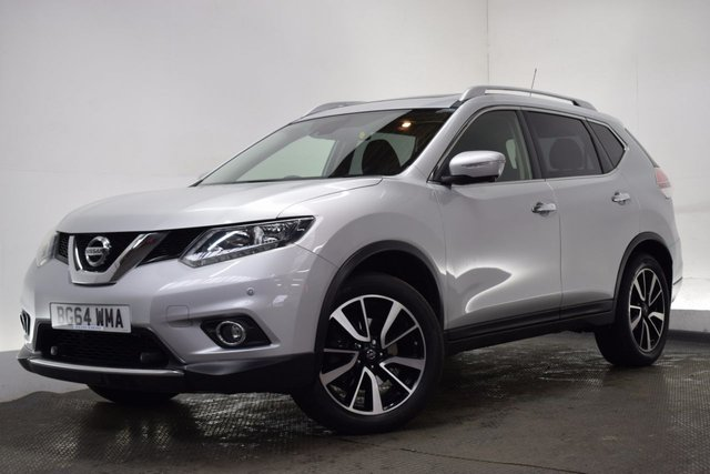 View our NISSAN X-TRAIL