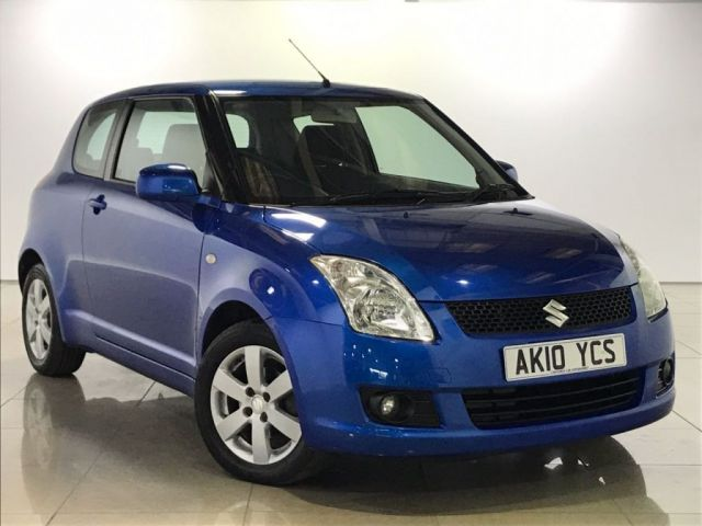 View our 2010 10 SUZUKI SWIFT 1.3 SZ4 3d 91 BHP