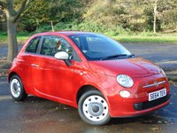 USED 2015 FIAT 500 1.2 COLOUR THERAPY 3d 69 BHP * 128 POINT AA INSPECTED *