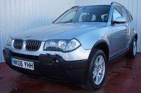 2006 BMW X3 3.0 D SE 5d AUTO 215 BHP £5495.00