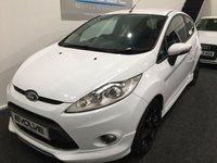 2012 FORD FIESTA 1.6 METAL 3d 132 BHP £SOLD