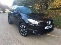 2011 NISSAN QASHQAI 1.5 N-TEC DCI 5d 110 BHP PLEASE CALL TO VIEW £8450.00
