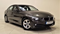 USED 2013 13 BMW 3 SERIES 2.0 320D EFFICIENTDYNAMICS 4d 161 BHP + 1 OWNER FROM NEW  +  EXCELLENT CONDITION