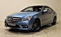 USED 2009 59 MERCEDES-BENZ E CLASS 3.0 E350 CDI BLUEEFFICIENCY SPORT 2d AUTO 231 BHP + EXCELLENT CONDITION IN/OUT