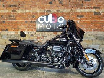 2016 HARLEY-DAVIDSON CVO 1801cc FLHXSE CVO STREET GLIDE 16  £24490.00