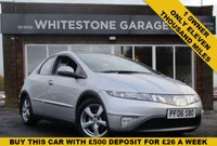 USED 2006 06 HONDA CIVIC 1.8 ES I-VTEC 5d AUTO 139 BHP ELEVEN THOUSAND MILES ONE OWNER PANORAMIC GLASS ROOF
