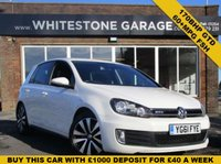 USED 2011 61 VOLKSWAGEN GOLF 2.0 GTD TDI 5d 170 BHP FSH,  RECENT CAM BELT CHANGE LOVELY CAR WITH 17 INCH POLISHED ALLOYS