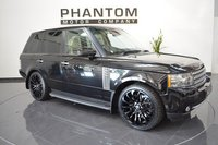 2009 LAND ROVER RANGE ROVER 5.0 V8 AUTOBIOGRAPHY 5d AUTO 500 BHP £21990.00