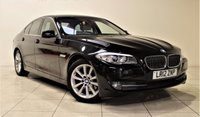 USED 2012 12 BMW 5 SERIES 2.0 520D SE 4d AUTO 181 BHP + 2 PREV OWNERS + EXCELLENT CONDITION