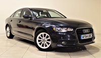 USED 2014 64 AUDI A6 3.0 TDI SE 4d AUTO 204 BHP + 1 OWNER FROM NEW  +  EXCELLENT CONDITION