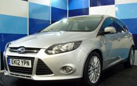 USED 2012 12 FORD FOCUS 1.6 ZETEC TDCI 5d 113 BHP A very good example of this much sought after family hatchback this car is equiped with all the usual extras plus satelite navigation ,dab radio ,bluetooth and the highly sought after park pilot (self parking) .This car comes with full service history ,full mot and freshly serviced, This car returns a very impressive combined mpg of 67.3 and road fund at £20 a year definitely one to be concidered and must be viewed to be appreciated