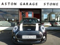 USED 2014 14 MINI HATCH COOPER 1.5 COOPER D 3d AUTO 114 BHP **MEDIA PACK & CHILI PACK ** SAT NAV ** LEATHER ** ** MEDIA & CHILI PACK **
