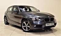 USED 2013 63 BMW 1 SERIES 2.0 120D XDRIVE SE 5d 181 BHP + 1 PREV OWNER +  EXCELLANT CONDITION