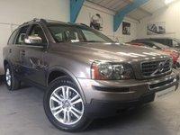 USED 2010 10 VOLVO XC90 2.4 D5 SE PREMIUM AWD 5d AUTO 185 BHP