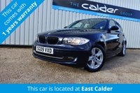 USED 2009 09 BMW 1 SERIES 2.0 118D SE 5d 141 BHP
