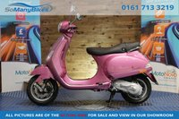 USED 2012 12 PIAGGIO VESPA LX VESPA ET2 - 1 Owner - Low miles - BUY NOW PAY NOTHING FOR 2 MONTHS