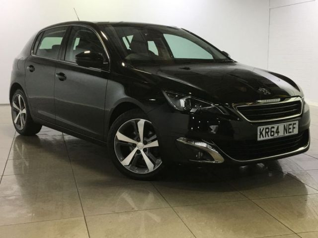 View our 2014 64 PEUGEOT 308 1.2 PURETECH S/S ALLURE 5d 130 BHP