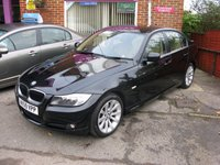 2009 BMW 3 SERIES 2.0 320I SE BUSINESS EDITION 4d AUTO 168 BHP £SOLD