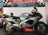 2003 APRILIA RSV1000 997cc RSV 1000 R  £3495.00