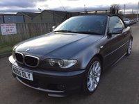 2005 BMW 3 SERIES 2.0 320CD SPORT 2d 148 BHP £4990.00