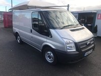 2013 FORD TRANSIT 280 SWB 100PSi Panel Van (6 Speed) £8250.00