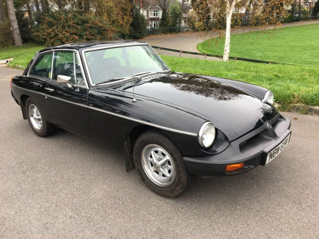 View our MG MGB
