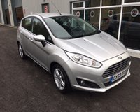 USED 2013 63 FORD FIESTA 1.0 ZETEC (80ps) THIS VEHICLE IS AT SITE 2 - TO VIEW CALL US ON 01903 323333