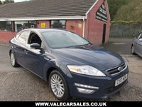 2013 FORD MONDEO 1.6 ZETEC BUSINESS EDITION TDCI 5 dr **SAT NAV** £6490.00