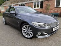 2014 BMW 4 SERIES 2.0 420D MODERN 2dr £15295.00