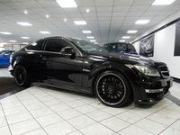 USED 2013 13 MERCEDES-BENZ C CLASS 6.2 C63 AMG MCT 457 BHP FMBSH COMAND NAV 19s DAB B/T PAN ROOF
