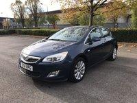 USED 2011 11 VAUXHALL ASTRA 1.6 ELITE 5d AUTO 113 BHP