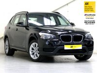 2013 BMW X1 2.0 XDRIVE20I SPORT 5d 181 BHP [NAV] £12787.00