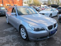 2006 BMW 5 SERIES 2.5 525D SE TOURING ESTATE AUTOMATIC 5d 175 BHP+ NEW MOT £4999.00