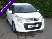 USED 2015 15 CITROEN C1 1.0 FEEL 3d 70 BHP