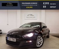 USED 2012 12 VOLKSWAGEN SCIROCCO 2.0 TDI BLUEMOTION TECHNOLOGY 2d 140 BHP